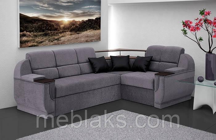 """Угловой диван  со спальным местом """"Меркурий""""   Udin"""
