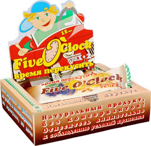 Батончик Успех-2 - Five o`clock - продукт для функционального и сбалансированного питания, фото 2
