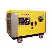 Дизель-генератор KAMA KDE10000T3