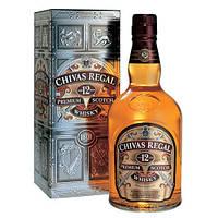 Виски Chivas Regal 12 Y 1 L