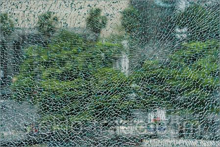 Закалка стекла  10 мм
