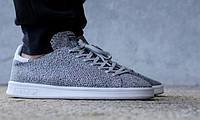 "Кеды Adidas Originals Stan Smith Primeknit NM ""Light Solid Grey"", фото 1"
