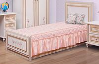 Кровать односпальная Сорренто ММ  /  Ліжко односпальне Сорренто ММ