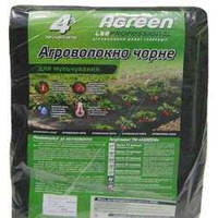 Агроволокно 50 г/м² 1,07 х 10 м (черное). Агроволокно в пакетах