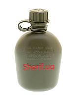 Фляга армейская пластиковая MIL-TEC 1Qt  14501001