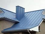 Чем покрасить оцинкованную крышу?