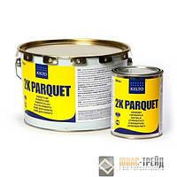 TM Kiilto 2K-Parquet - двухкомпонентный полиуретановый клей для паркета (ТМ Килто  2К-Паркет) 5.55 кг.