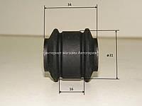 Втулка (нижн.) заднего амортизатора (оригинального) на Рено Кенго (1998-2008) BELGUM (Украина) BG1803