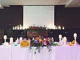 Весільна скарбниця (Коробка. Короб-пенал) для грошей і побажань №1 заготівля для декупажу та декору, фото 4