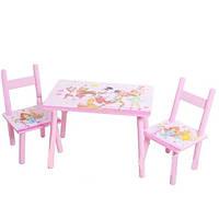 Столик Bambi 2547-34 с двумя стульчиками WinX
