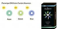 Цветные контактные линзы OKVision Fusion Nuance