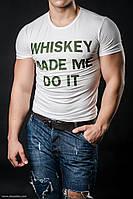 Мужская футболка Whiskey