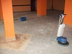 Уборка после строительства