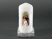 Свеча для свадьбы Жених и невеста