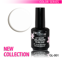 УФ гель-лак для ногтей NEW COLLECTION Lady Victory 15 мл. LDV GL-001 /23-2