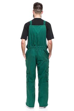 Полукомбинезон рабочий SOT летний зеленый, фото 2