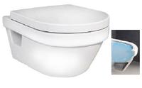 Hygienic Flush Унітаз підвісний з кришкою softclose 5G84HR01