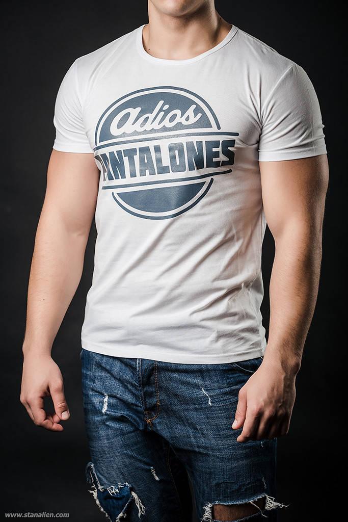 Bono Мужская футболка Adios 000102