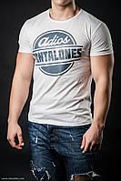 Мужская футболка Adios, фото 1