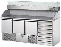 Стіл холодильний для піци DGD SL03PZVR4 (Італія)