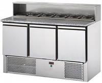 Стіл холодильний для піци DGD SL03AI (Італія)