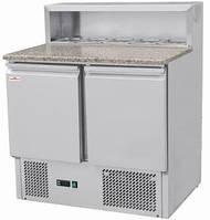 Стіл холодильний для піци FROSTY THPS 900 (Італія)