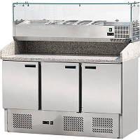 Стіл холодильний для піци STALGAST 843032 (Польща)