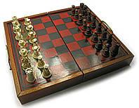 Шахматы подарочные в атичном стиле