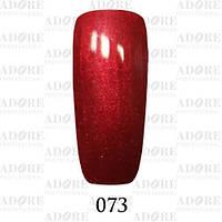 Гель-лак Adore Professional № 073 (сангрия с микроблеском), 9 мл ADR/96