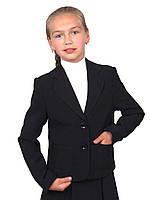 Пиджак школьный для девочки м-1005  рост 146. Последний размер на складе! РАСПРОДАЖА! , фото 1