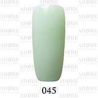 Гель-лак Adore Professional № 045 (зеленый чай)/96