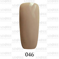 Гель-лак Adore Professional № 046 (французский серый) /96