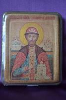 Икона православная Святого князя Дмитрия Донского