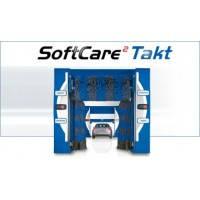 Автоматическая мойка портального типа для легковых автомобилей WashTec Soft Care2 Pro Takt