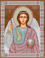 Архангел Михаил, икона для вышивки бисером, 13х17см