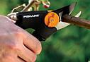 Малый плоскостной секатор PowerGear™ Fiskars с силовым приводом 1000573 (111520), фото 2