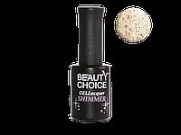 Гель-лак Beauty Choice Shimmer 10 мл LDV GVD-06 /6-1