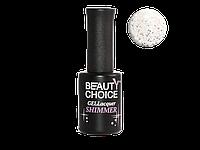 Гель-лак Beauty Choice Shimmer 10 мл LDV GVD-07 /6-1