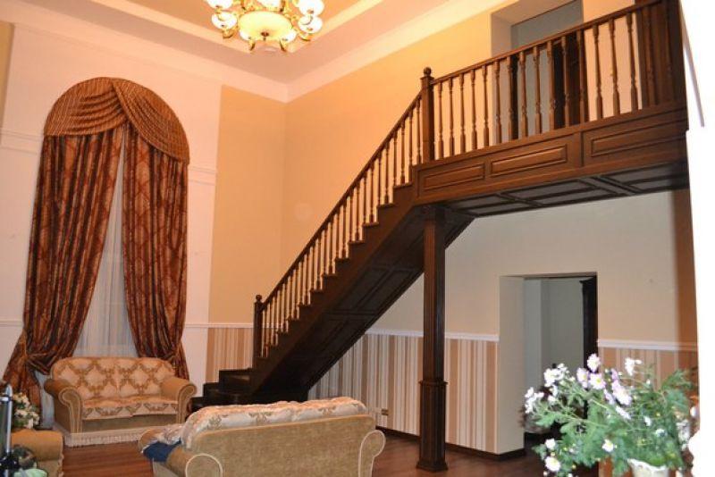 Лестницы и площадки