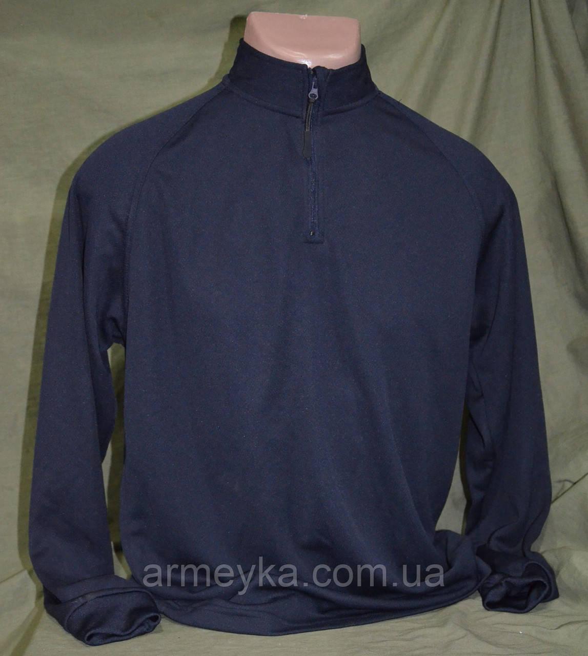 CoolMax полицейский реглан, темно-синий (воронье крыло). НОВЫЙ. Великобритания, оригинал.