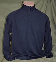 CoolMax полицейский реглан, темно-синий (воронье крыло). НОВЫЙ. Великобритания, оригинал., фото 1