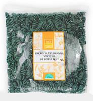 Органические макароны с спирулиной 250 грамм