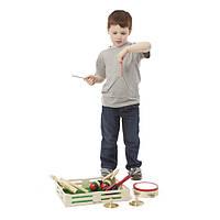 Набор музыкальных инструментов MD488, музыкальные инструменты, детские музыкальные инструменты, музыкальные инструменты для детей, развивающие
