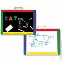 Детская магнитная доска для рисования MD145