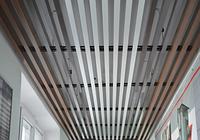 Подвесной кубообразный потолок металлический