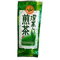 Японский зеленый чай «Фукамуси Сенча 100»