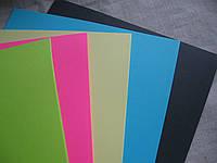 """Купить набор цветной бумаги """"PROFI"""" А4. 160г/м2,(5 цв. по 5 листов)"""