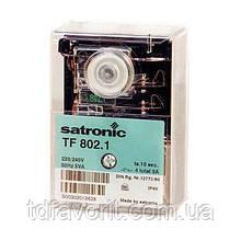 Honeywell/Satronic  TF 802.1