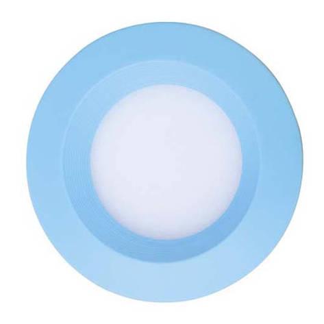 Светодиодный светильник, круг, 3W, фото 2