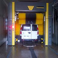 Автоматическая мойка портального типа для легковых автомобилей KARCHER CB 5